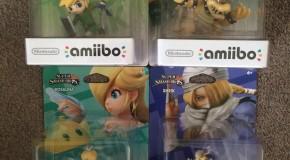 Nintendo amiibo get!