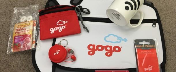 I got Gogo Swag!