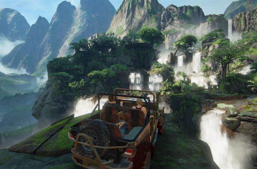Uncharted 4 is Beautiful